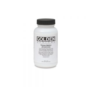 Golden Médium polymère brillant 236ml 2-03510