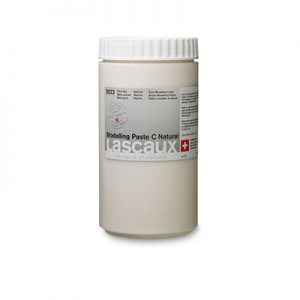 Modelling Paste C naturel de Lascaux