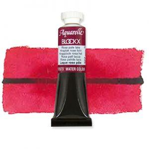 Tube aquarelle extra-fine laque rose pâle Blockx