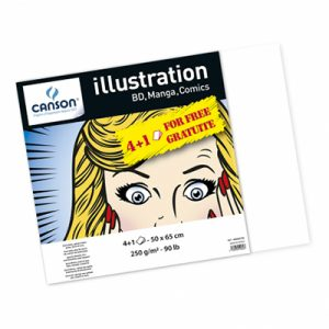 Manipack Illustration 250g Canson