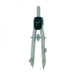 Boîte de petit balustre vis micrométrique et tire-ligne Graphoplex
