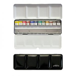 Black box aquarelle Winsor Newton
