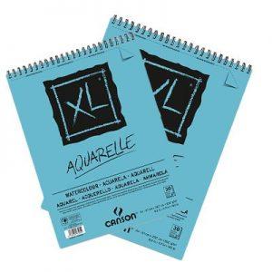Album XL étudiant Papiers Aquarelle de Canson