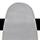 2457 – Argent iridescent fin
