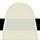 2456 – Perle iridescent fin