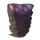 860 – Or/rouge/violet caméléon
